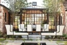 outdoor rooms/patios / by Sharron Saffert