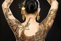 Tattoos / by Sarah Gillman