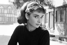 I Heart Audrey Hepburn / by Penelope Guzman
