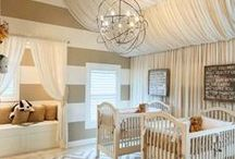 nursey and childrens rooms / by Sharron Saffert