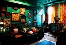 Inspiring Interiors / by Eden Portland