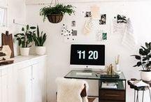 Lovely Office Design / Office design inspiration. / by JetPens