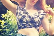 Crafty clothes - tops & shirts / by Sofia Morgado
