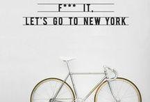 Pin.Pack.Go - N.Y.C. / Visit Dine Shop Sleep NYC / by Sabrina G