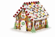 gingerbread houses / by Marlene Keller
