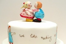 Cake for Kids / Adorable cakes to please a child / by pc brown