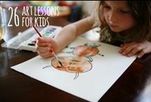 Learning / Kids Stuff / by Karen Savill