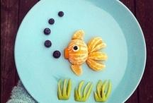 Kid Food / by Karen Savill