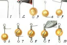 Jewelry How To / DIY jewelry posts / by pc brown