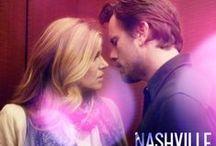 Nashville ABC  / Nashville ABC TV SHow, LOVE IT. / by Sandra Lenins