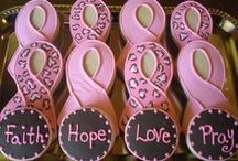 Support & Hope For Breast Cancer / by Sandra Lenins