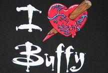 Buffest / Buffy the Vampire Slayer. Nuff said  / by Chasiti Goble