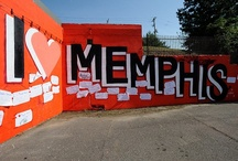 Memphis, Tennessee / by Pero Nunca