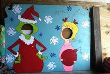 Winter Concert idea - Grinch Stole Christmas / How the Grinch Stole Christmas Winter Concert Theme, xmas, diy / by Zumbatini