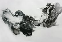Drawing / art inspiration / Inspirational drawings and art / by Rosa Pietsch