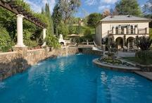Beautiful Pools / by Linda Arnett