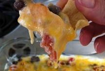 Finger food/snacks/dips / by Angie Jones