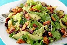 Salad Cravings / by Linda Arnett
