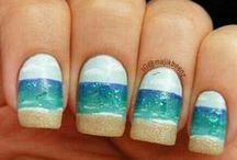 nails / by Kristina W