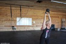 FitFluential Inspiration & Workouts / by Ashley Urie
