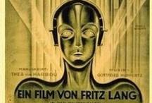 Films I love / Pósters de las películas que he visto y me han encantado  / by PATO GIACOMINO
