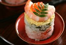 Sushi / and other Japanese cuisine / by Jae-Ha Kim