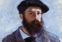 Magnificent Monet / Probably my favorite artist overall. This gallery features Monet in all of His glory. / by David Auston