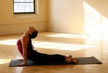 For My Body: Yoga / by Pat Sylvester