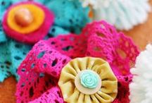Craft - Sewing Fabric Craft / by Anne Vesco