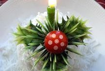 Party -- Christmas Food Ideas / Different kinds of holiday foods to prepare / by Jo Moore Fesler