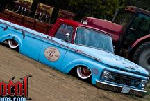 Cool Cars &Trucks... / by Jeremy McElroy