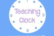 Teaching Maths Time / by Helen Curtis