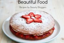 Beautiful Food / Food and Recipes from the Beauty Blogging Community. / by Beauty and Fashion Tech