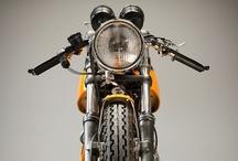 Motorbikes / by Richard Harrod