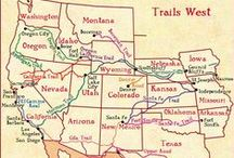 Trails West / by Janeanne