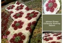 Crochet & Crafts / by Mary Wood