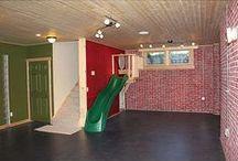 basement / by Lily Edwards