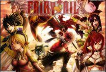 Fairy Tail~<3 / by Alyssa Poblete^-^