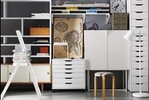 Storage & Organization / by Ann-Charlotte Rydberg