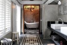 For the Bathroom / by Ann-Charlotte Rydberg