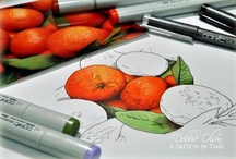 Coloring / by Ann-Charlotte Rydberg
