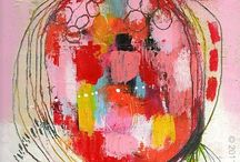 Mixed media ART / by Ann-Charlotte Rydberg