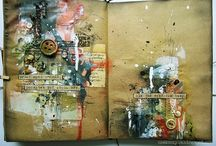 Art Journal / by Ann-Charlotte Rydberg