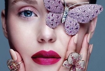 Bugged Out Jewelry (Contemporary/Modern)  / Spiders, butterflies, dragonflies, bugs, beetles, scarabs or bees...you name it, people are wearing  them on rings, necklaces, bracelets, watches and earrings. / by *✿*⁀*♡* Sharon D. *★*⁀*❀*