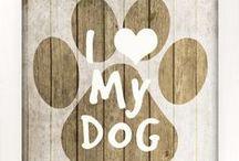 I LOVE DOGS! / by Helen Johnson
