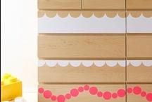 IKEA hacks / by Ann-Charlotte Rydberg
