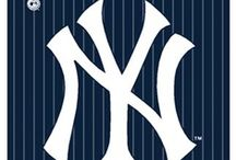 New York Yankees / MLB AL Baseball Team (the best franchise in ALL professional sports) / by Bob Steele
