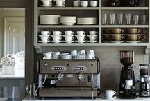 For the home- Kitchen beverage center / by Kisha Cook