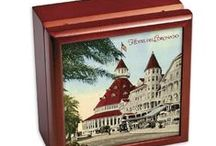 The Del Shop / Pins from Hotel del Coronado's online store, offering a fine selection of unique gifts and official hotel merchandise, including the best in Coronado beach accessories, Signature Del bath and body products, corporate gifts, toys, collectibles and clothing for the entire family. / by Hotel del Coronado
