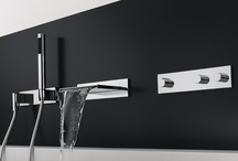 PRODUCT | Plumbing / Plumbing is like the jewelry that finishes off a fabulous outfit and is a category to never compromise on quality.  When selecting a fixture that will be handled on a daily basis, quality is key.  Here are some of my favourite plumbing fixture products that range in budget from the entry level bathroom to the deluxe luxury ensuite.  Style is not compromised when choosing classic, simple modern designed collections.  / by Gaile Guevara